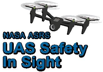 NASA ASRS UAS Safety in Sight