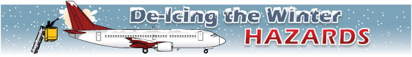De-Icing with Winter Hazards
